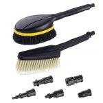 Karcher Pressure Washer Accessories Universal Brush Kit