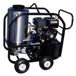 Pressure-Pro Heated Pressure washer