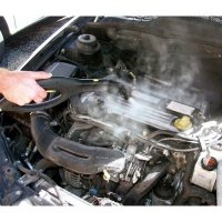 Engine Steam Cleaning