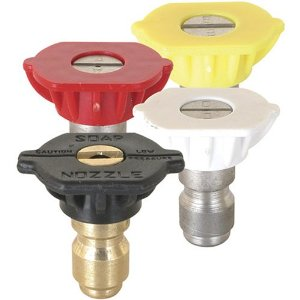 BE Pressure Washer Nozzles
