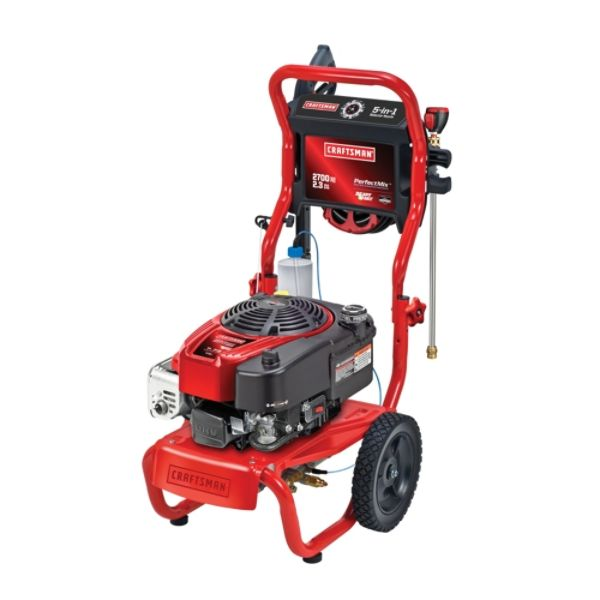 Briggs And Stratton Engine >> Craftsman Pressure Washer Reviews | Parts | Electric