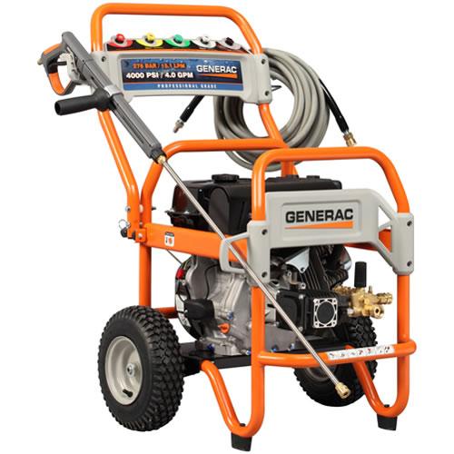 Generac Prosumer 4000psi Pressure Washer
