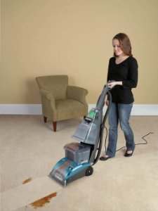 Hoover SteamVac Steam Rug Cleaner