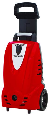 Husky Pressure Washer H1600