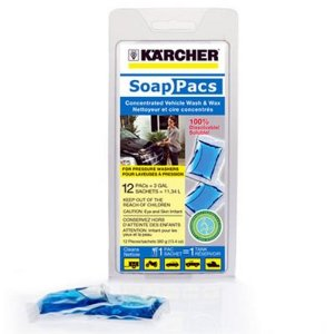 Karcher Pressure Washer Soap Vehicle Wash and Wax
