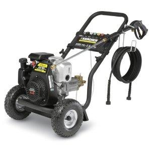 Karcher Honda Powered Pressure Washer