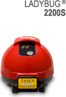 Ladybug Steam Cleaner 2200S
