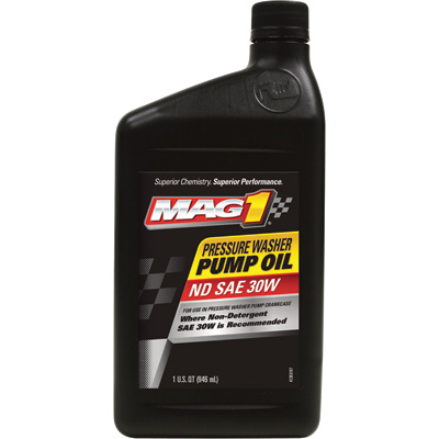 MAG1 Pressure Washer Pump Oil