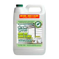 Pressure Washer Soap Simple Green