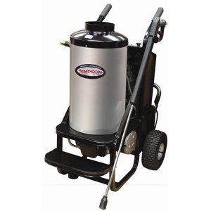 Simpson Mini Brute Hot Water Pressure Washer