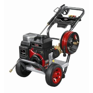 Briggs Stratton Gas Powered Pressure Washer