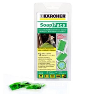 Karcher Pressure Washer Soap Exterior